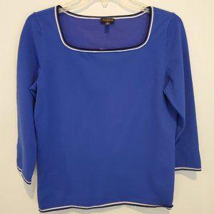 Talbots 3/4 sleeve sweater NWT